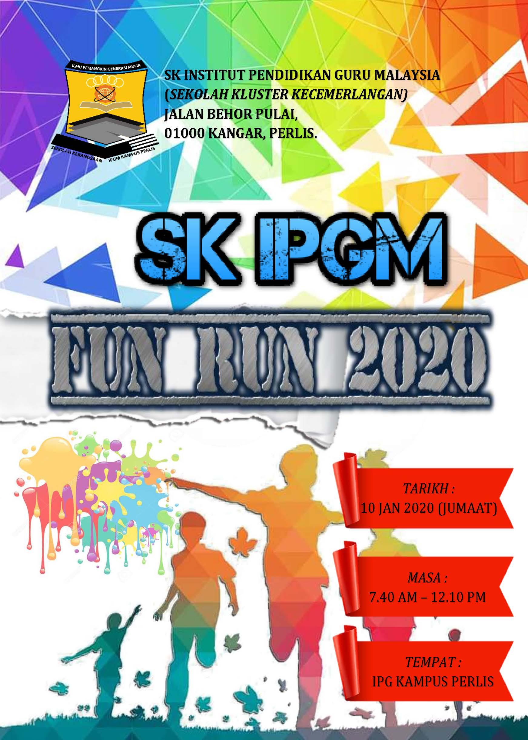 10.1.2020 Fun Run SK IPGM